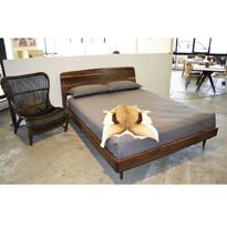 Copen Bed American Black Walnut *Custom