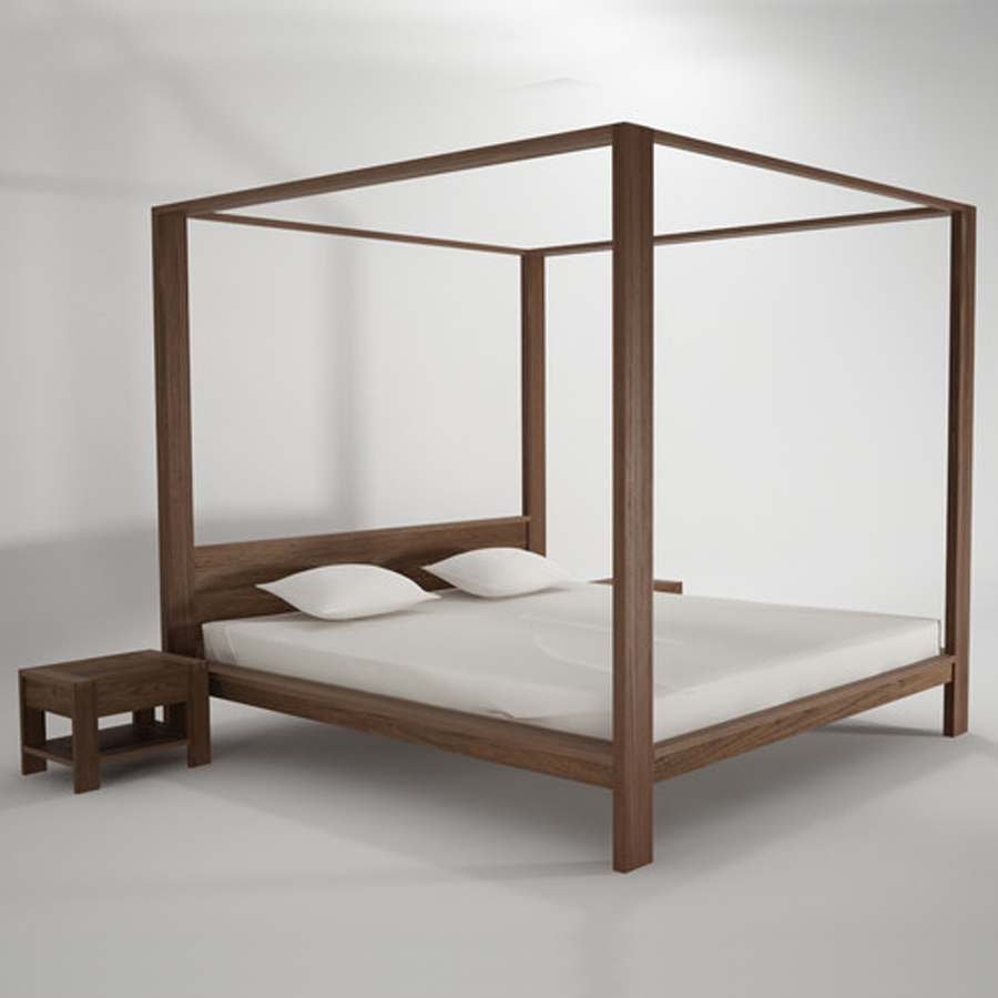 Experience King Canopy Bed KEX22
