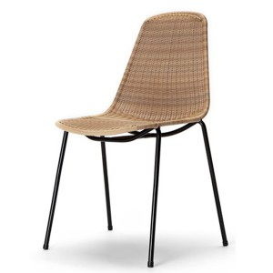 Basket Chair Outdoor Honey